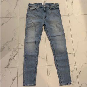 Hudson light wash jeans!
